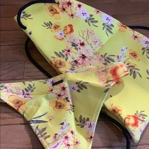 Triangl Bikini w/ Bag